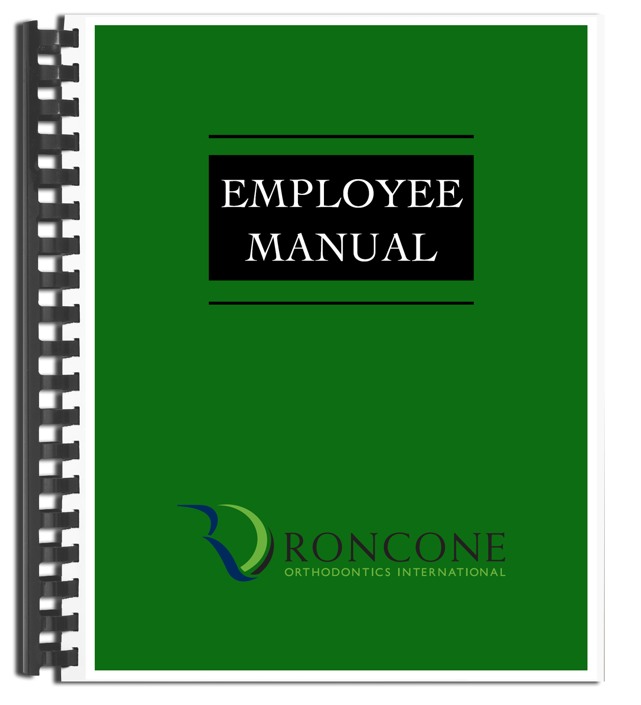 Attractive Employee Manual